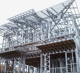 Light Steel Advantages Design Structure Cladding
